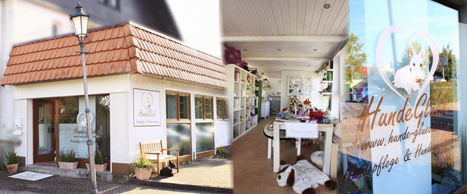 Unser Ladengeschäft für Hundeaccessoires in Lich